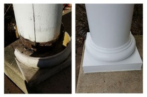 before and after perfect portico