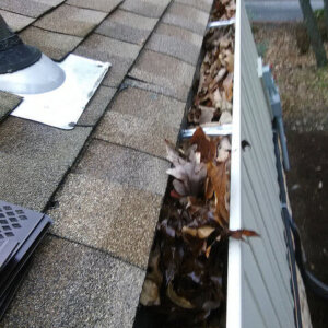 Why it is so important?   Gutter Cleaning/Maintenance.